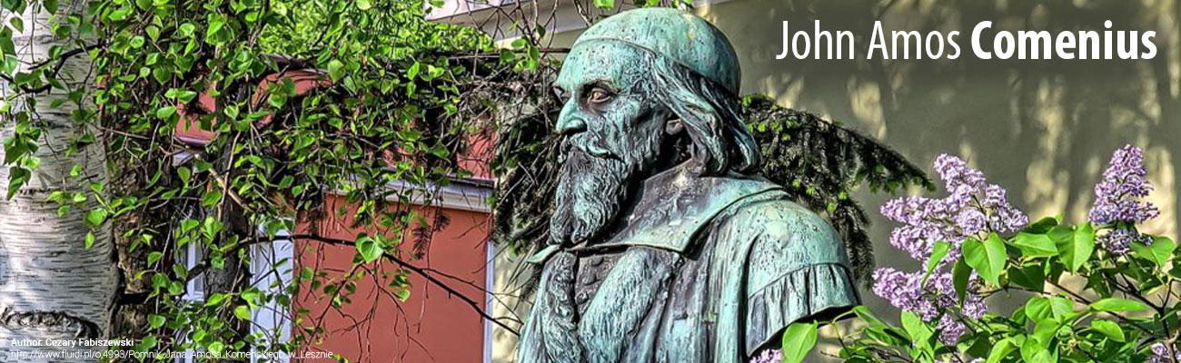 Baner John Amos Comenius